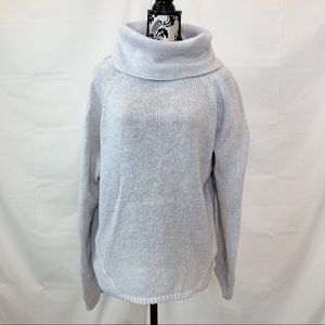 Torrid Cowl Neck Knit Chunky Sweater
